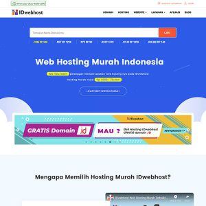 Fakta Hosting - Homepage IDwebhost