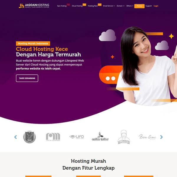 Fakta Hosting - Homepage Jagoan Hosting