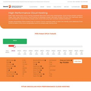 Fakta Hosting - Homepage Qwords