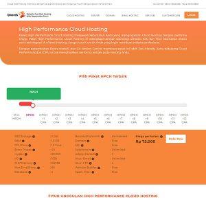 Fakta Hosting - Homepage Qwords