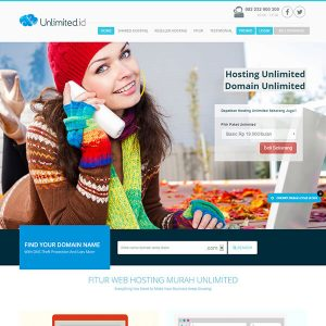 Fakta Hosting - Homepage Unlimited.id