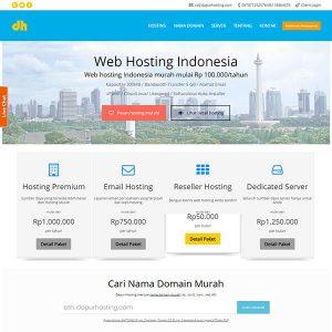 Fakta Hosting - Homepage Dapur Hosting
