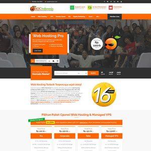 Fakta Hosting - Homepage BOC