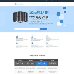 Fakta Hosting - Homepage Hostingsatu