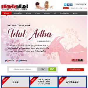 Fakta Hosting - Homepage Indoreg