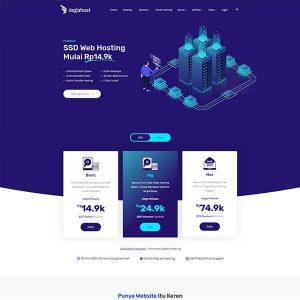 Fakta Hosting - Homepage Jogjahost