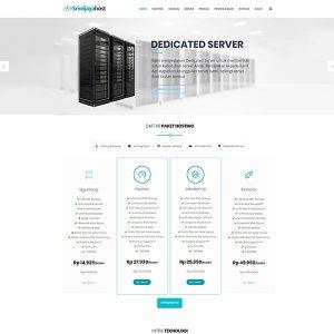 Fakta Hosting - Homepage Sriwijayahost
